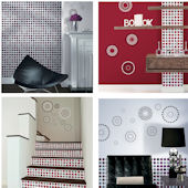Dots Fusion Wall in a Box Decorating Kit SALE