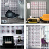 Retro Dots Wall in a Box Decorating Kit SALE