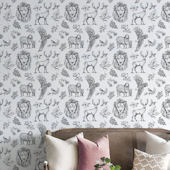 Urbanwalls Wild Heart Wallpaper