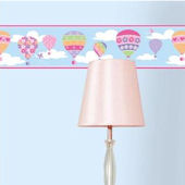 Wall Pops Balloons Peel And Stick Wall Border