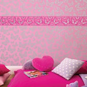 Wall Pops Butterflies Peel And Stick Wall Border