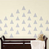 Wall Pops Tee Pee Wall Decals