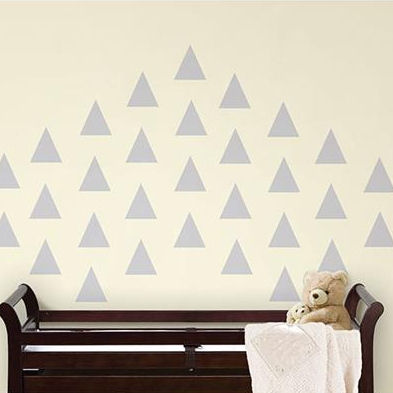Wall Pops Tee Pee Wall Decals - Wall Sticker Outlet