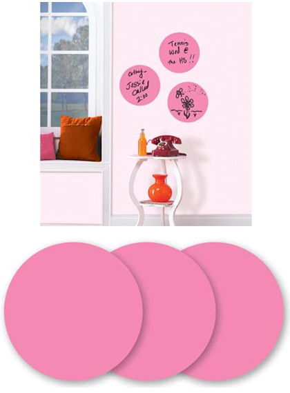 Wall Pops Flirt Dry Erase Dots - Wall Sticker Outlet