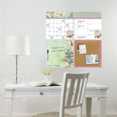 Vintage Bazaar Organization Dry Erase Decal Kit
