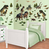 Dinosaur Land Wall Decal Kit