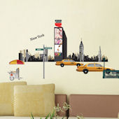 Art Applique I Love NY Wall Decals