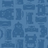 Disney Dark Blue Mcqueen And Mater Wall Paper