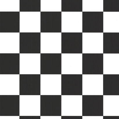 Black and White Check Wallpaper - Wall Sticker Outlet