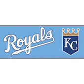 Kansas City Royals Pre Pasted Wall Border