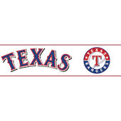 Rangers Pre Pasted Wall Border