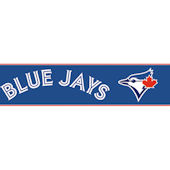 Toronto Blue Jays Pre Pasted Wall Border
