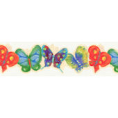 Butterfly Wallpaper Border SALE