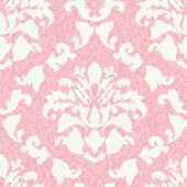 Pink Damask Wiskins Wallpaper
