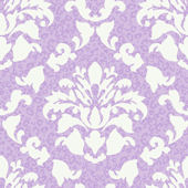 Purple Damask Wiskins Wallpaper