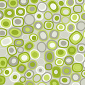 Green Dot Layers Wallpaper