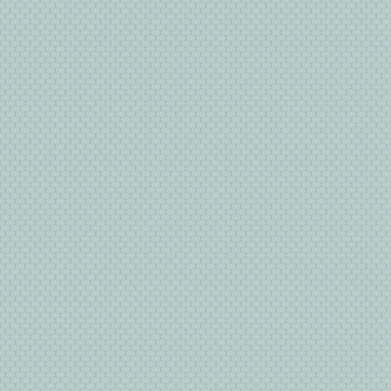 Light Blue Gem Geometric Wallpaper