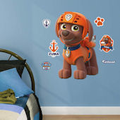 Fathead Paw Patrol Zuma Jr Wall Decal